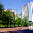 Park in Atlanta, Usa — Stockfoto