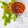 Stock Photo: Rose Hip Tea