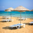 Stock Photo: Beach in Famagusta, Cyprus