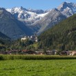 """Mountain village of """"Sand in Taufers"""" in South Tyrol, Italy — Stock Photo #12959962"""