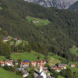 "Mountain village of ""Ahornach"" in South Tyrol, Italy — Stock Photo #12960555"