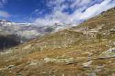 Scenic mountain panorama, Northern Italy — Stock Photo