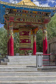 Small old stupa in Leh, Ladakh, India — Stock Photo