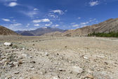 Mountain landscape in Ladakh, India — Stock Photo