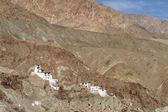 Basgo Buddhist monastery in Ladakh, India — Stock Photo