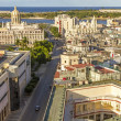 Havana city, Cuba - Stock Photo