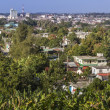Stock Photo: Small town of SantClara, Cuba