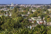 The small town of Santa Clara, Cuba — Stock Photo
