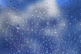 Waterdrops as background — Stock Photo