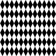 Black and white diamond pattern as background — Stock Photo