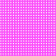 Small white dots on pink background — Stock Photo
