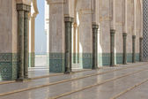 Mosque Hassan II in Casablanca, Morocco — Stock Photo