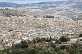 City of Fes in Morocco, North Africa — Stock Photo