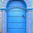 Old and weathered door, Morocco — Stock Photo #40360409