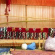 Stock Photo: Traditional loom in Morocco, Africa