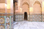 Oriental architecture, Morocco, North Africa — Stock Photo