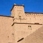 Ancient Ait Benhaddou village in Morocco — Stock Photo
