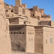 Ancient Ait Benhaddou village in Morocco — Stock Photo