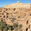Ancient Ait Benhaddou village in Morocco — Stock Photo #40690873