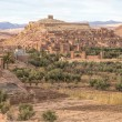 Ancient Ait Benhaddou village in Morocco — Stock Photo #40693605