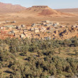 Stock Photo: Landscape in Morocco, North Africa
