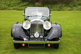 English classic car — Stock Photo