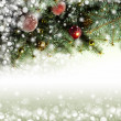 Christmas background  — Foto de Stock