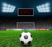 Fußball bal — Stockfoto