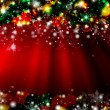 Christmas Red background — Stock Photo #33047123