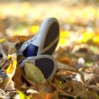 Stock Photo: Running shoes