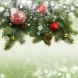 Christmas background — Stock Photo #36371201