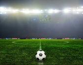 Soccer bal.football, — Stok fotoğraf