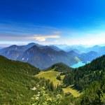Постер, плакат: Bavarian Alps