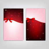 Holiday banner — Stock Vector