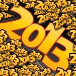 2013, Happy new year — Stock Vector #14695381