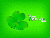 Saint Patricks Day Background — Vetorial Stock