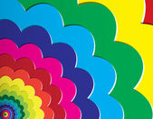 Multi color Background — Stock Vector