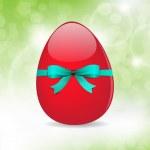 Fresh Easter Egg Background — Stock Vector #21643183