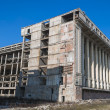 Stock Photo: Abandonated Building for 25 years - Bucharest