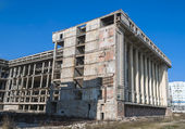 Abandonated Building for 25 years - Bucharest — Stock Photo