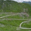 Mountain road on Transfagarasan — Stock Photo #29365479