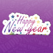 Happy new year Background — Stock Vector #30151115