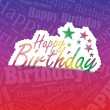 Happy Birthday Background — Stock Vector #30151143
