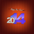 Happy new year background. — Stock Vector #30260471