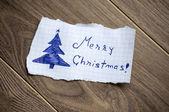 Merry Christmas background! — Stock Photo