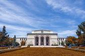Romanian National Opera facade. — Stock Photo