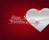 Tło valentine's day. — Wektor stockowy