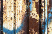 Rusted background — Stock Photo