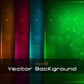 Sparkle backgrounds set — Stock Vector