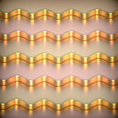 Abstract 3d metallic background. — Stock Photo